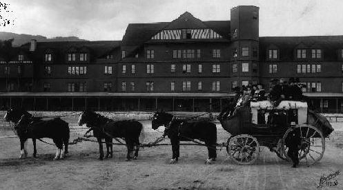 Mammoth Hotel