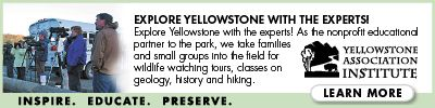 Educational Opportunties through the Yellowstone Institute